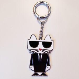 Karl Lagerfeld Paris keychain